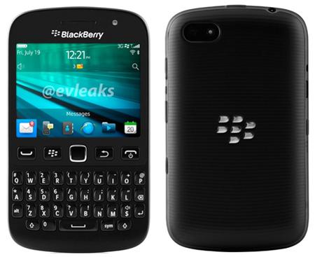 BlackBerry 9270s