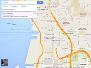 Yeni Google Maps