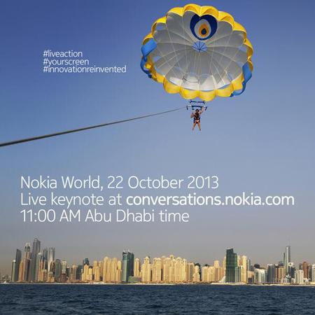 Nokia World 2013