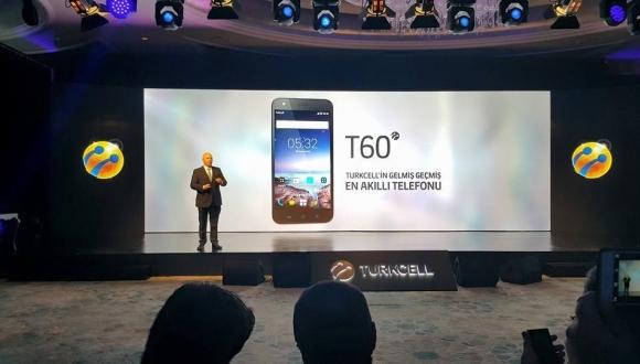 Turkcell T60